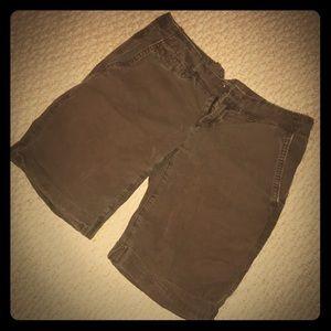 Gap Brown Bermuda Shorts